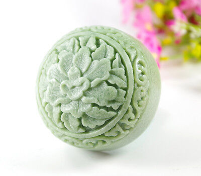Flower S458 Silicone Soap molds Craft  DIY Handmade soap Mold Mould