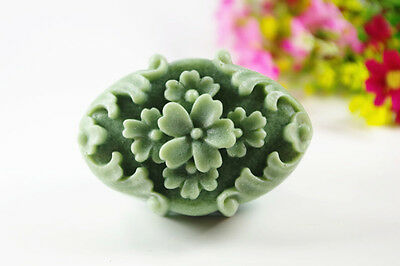 Flower S457 Silicone Soap molds Craft  DIY Handmade soap Mold Mould
