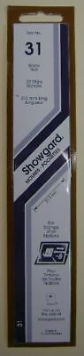 Showgard size 31 black hingeless stamp mount NEW unopened pack 1st quality 215mm