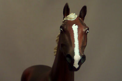 Custom/CM Breyer Horse Traditional Sorrel Lonesome Glory