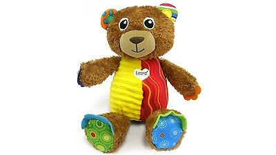 Lamaze First Teddy Toy for Babys to Stimulate the Mind