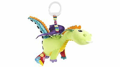 Lamaze Flip Flap Dragon Toy for Babys to Stimulate the Mind