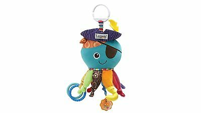 Lamaze Captain Calamari Toy for Babys to Stimulate the Mind