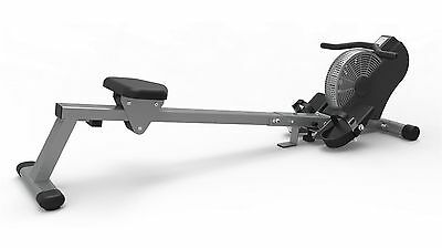 BFE Air Rower Providing the user with a Natural Rowing Feel