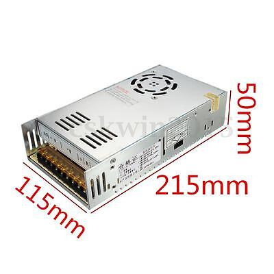 1PC 400W 36V 11A AC to DC SMPS S-400-36 Single Output Switching Power Supply