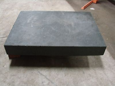 "Granite Surface Plate 24"" X 18"" X 3"" Thick"