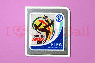 World Cup South Africa 2010 Soccer Patch / Badge