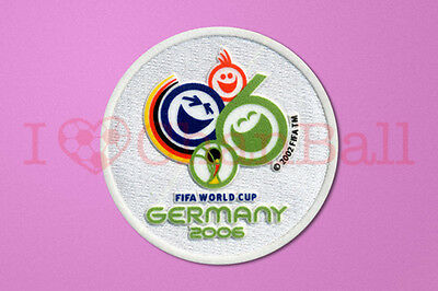 World Cup GERMANY 2006 Soccer Patch / Badge