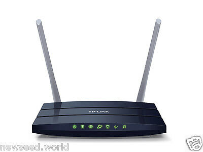 TP-Link Archer C50 AC1200 Wireless Dual Band Gigabit Router 802.11ac/b/g/n