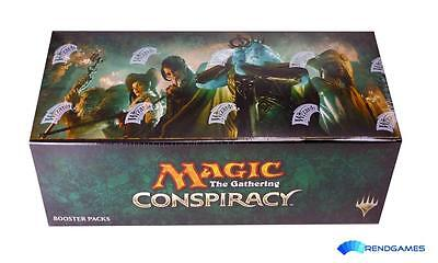 Conspiracy Booster Display - Englisch 36 Booster Packs Magic the Gathering OVP