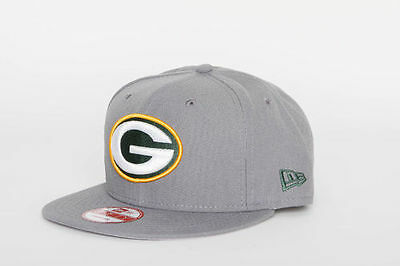 Green Bay Packers Tone Grey New Era 9Fifty