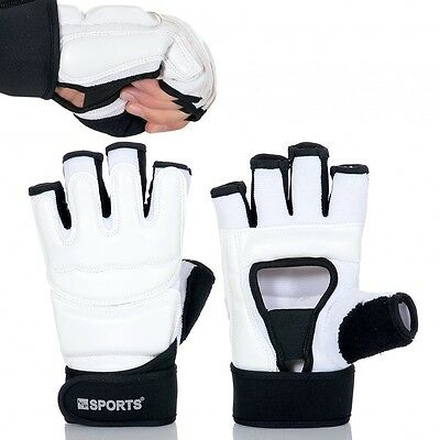 Box Handschuhe MMA Kampfsport Muay Thai Taekwondo Material Arts Training 8 mm