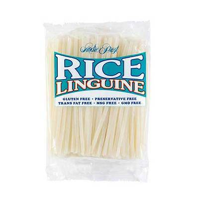 Andre Prost Linguine Rice Pasta, 12 Ounce -- 6 per case.