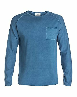 NEW QUIKSILVER™  Mens Astley Crew Knit Jumper Sweater
