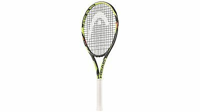 Head MX Cyber Pro L3 - 4 3/8 Graphite Tennis Racquet with Larger Sweet Spot