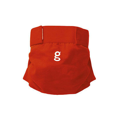 gDiapers gPants  Grateful Red  Large