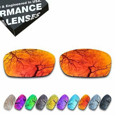 T.A.N Polarized Lens Replacement for-Oakley Fives Squared(4+1)²-Multiple Options