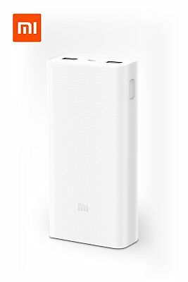 Xiaomi 20000mAh Mi 2C Quick Charge Dual USB Charger Power Bank Portable Battery