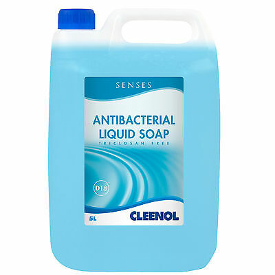 Senses Anti-Bacterial Liquid Soap - 5L