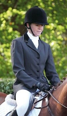 Brand New Shire Equestrian English Show Jacket Ladies Size 8