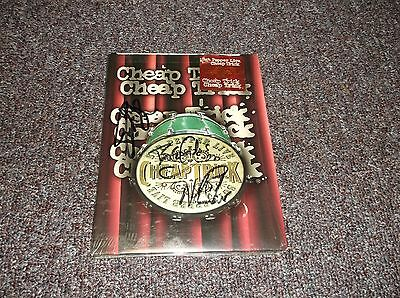 Cheap Trick signed Sgt. Pepper Live DVD sealed