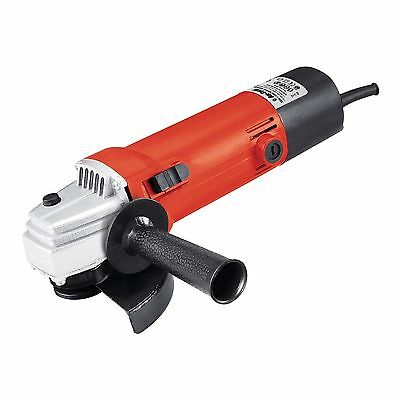 "Am-Tech 4-1/2"" 500W Watt 115mm Corded Electric Angle Grinder Grinding Sanding"