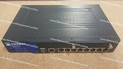 Juniper Networks SRX210BE SRX services gateway 210 2 x GE + 6 x FE ports srx210