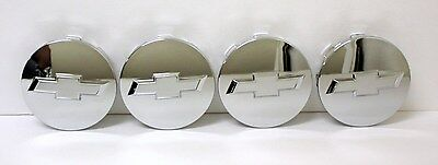 Chevy Suburban Tahoe Center Caps 20942033 OEM 3 1/4 in Fits 18 20 22 inch Wheels