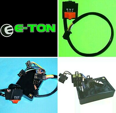 "Eton 811033 CDI 2 stroke RXL-90R Viper 90cc Vin 9EF NEW ""M3"" ATV ignition module"