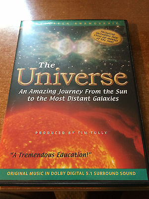 The Universe An amazing Journey from the Sun to the Most Distant Galaxies