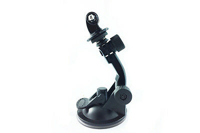 Car windshield Mount Auto Suction Cup For GoPro Hero 2 3 4 5 Camera accessories