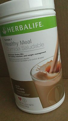 1X HERBALIFE FORMULA 1 750g HEALTHY MEAL NUTRITIONAL SHAKE - CLEARANCE!!