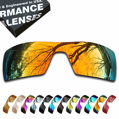 T.A.N Polarized Lenses Replacement for-Oakley Oil Rig Sunglass-Multiple Options