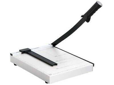 Deli A4 Paper Trimmer Guillotine Metal Base A4 - B7 12 Sheet  8014# HOT PRICE