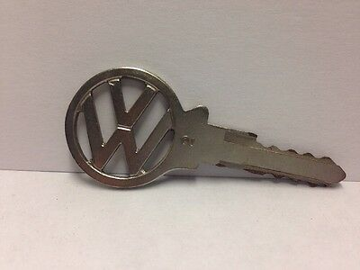 VW Key Blank Huf (2) Genuine Classic Volkswagen 111 837 219A