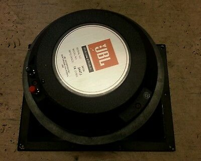 Jbl 2447j Compression Drivers with Horns
