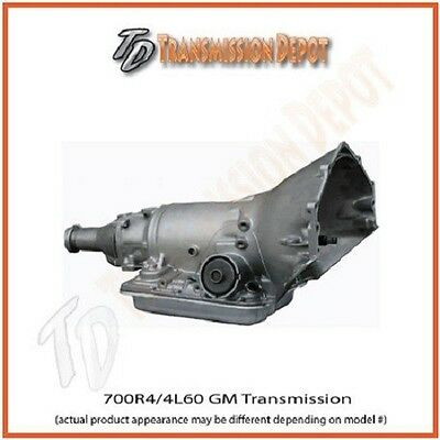 700R4 Stock Overdrive Transmission Package  (TH700 4L60 7004R 700-4R 700R-4)