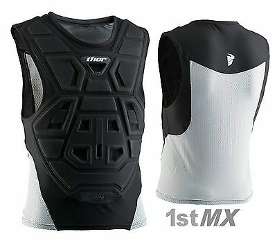 Thor Comp Deflector Body Chest Protector Vest Armour Motocross MX Adult L/XL