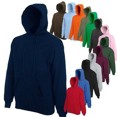 Pack Of 3 Plain  Heavy Blend Pullover Unisex Hoodie Top