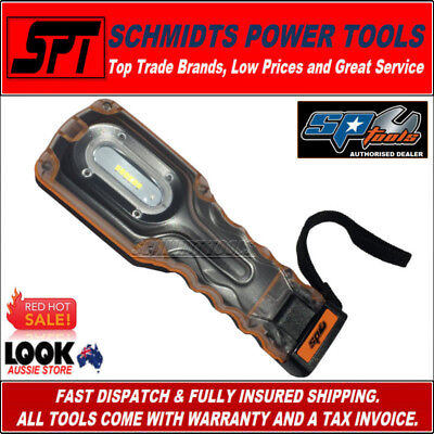 Sp Tools Sp81450 Led Magbase Work Light - Torch Rechargeable Li-Ion - Brand New