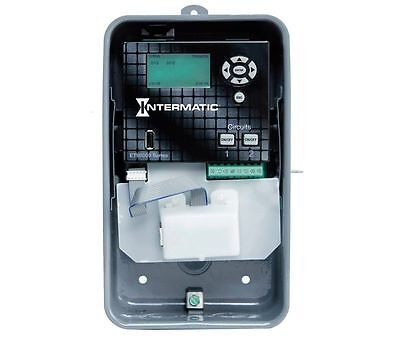 3R INTERMATIC Electronic Timer / Astro 365 Days SPDT 30 amp / ET90215CRE