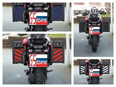 Reflective Safety Chevrons For Yamaha Super Tenere Xt1200Ze Stickers