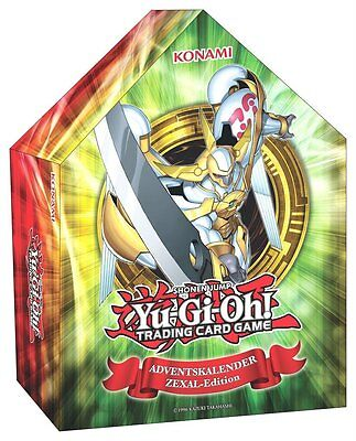 Yugioh! Adventskalender Zexal Neu/Deutsch