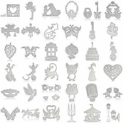 Lovely Cutting Dies Stencil Template Scrapbooking Card Album Embossing DIY Craft