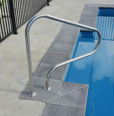 Swimming Pool Hand Rail Grab Rail Long