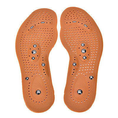 Magnetic Therapy Health Care Foot Massage Insoles Pads Foot Care Massager