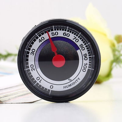 Durable Analog Hygrometer Humidity Meter Power-Free Indoor Outdoor High QualityW