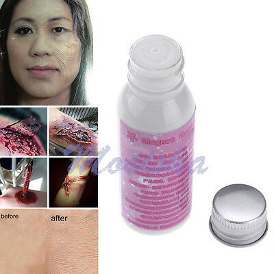 1PC 30ml Flesh 3-D Gel Profesional FX Makeup Special Stage Effects Burns Scars