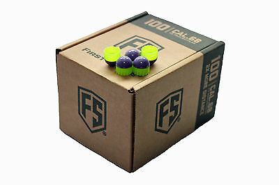 Tiberius First Strike Sniper Paintballs 100´er Packung PaintNoMore Paintball