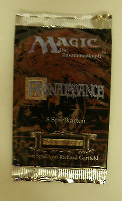 Magic the Gathering Renaissance 1 Booster Pack